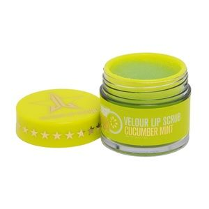 JS lip scrub Cucumber Mint.